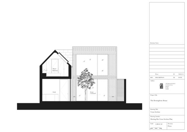 53320a89c07a806c36000035_the-herringbone-house-atelier-chanchan_cross_section-1000x707
