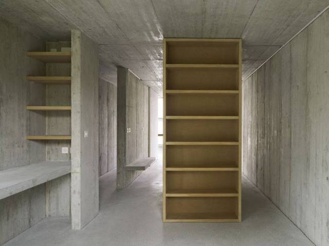House in Basel by Buchner Bründler Architekten the-tree-mag 100