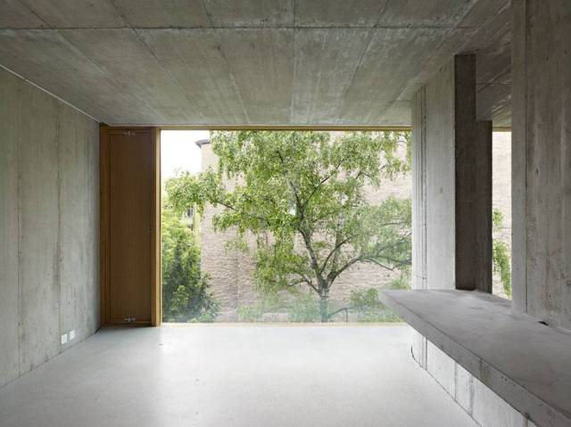 House in Basel by Buchner Bründler Architekten the-tree-mag 110