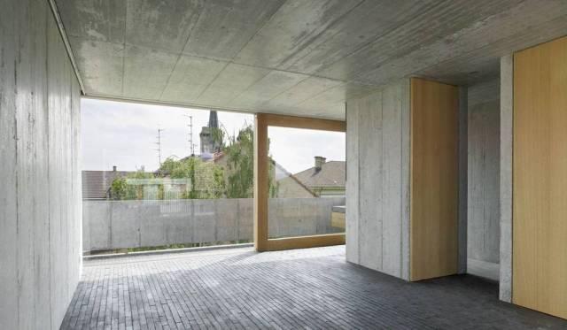 House in Basel by Buchner Bründler Architekten the-tree-mag 140