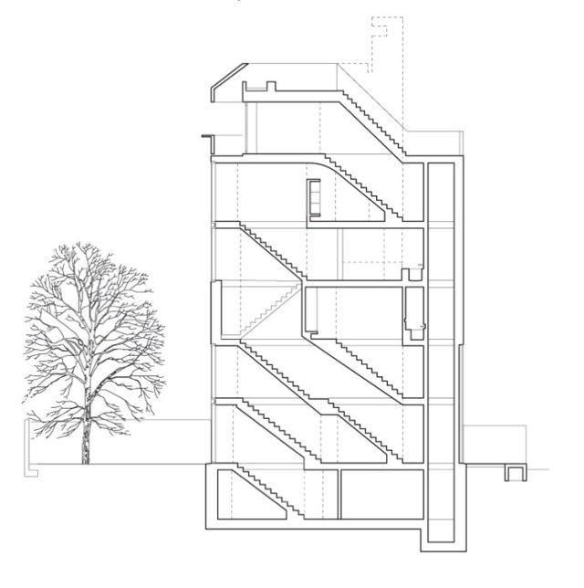 House in Basel by Buchner Bründler Architekten the-tree-mag 160