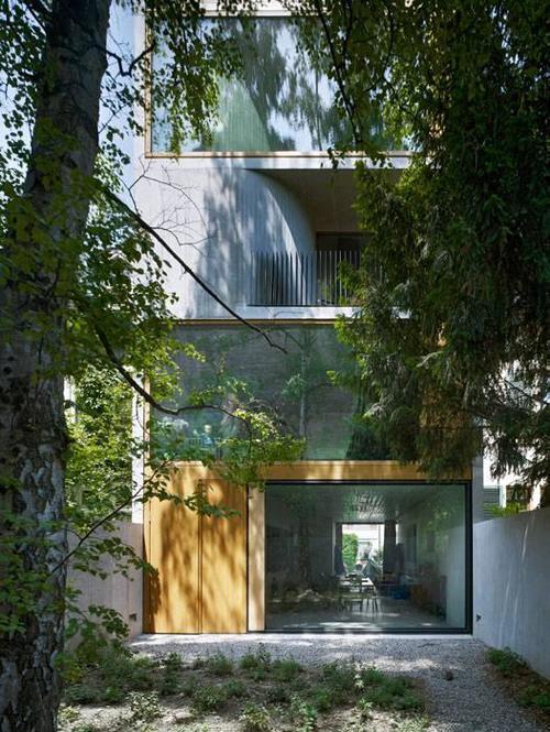 House in Basel by Buchner Bründler Architekten the-tree-mag 20