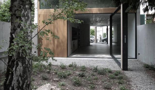 House in Basel by Buchner Bründler Architekten the-tree-mag 30