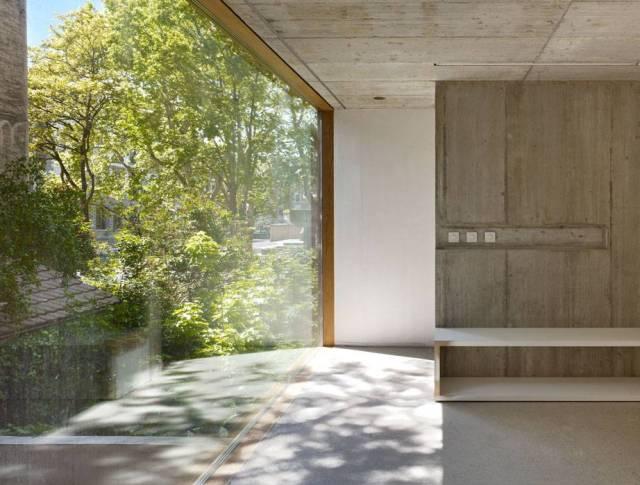 House in Basel by Buchner Bründler Architekten the-tree-mag 50
