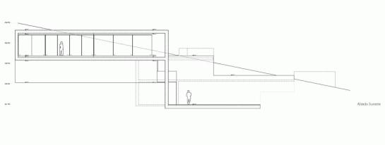 50aaf398b3fc4b0b540000e5_house-on-the-cliff-fran-silvestre-arquitectos_elevaci-n_sureste-1000x379