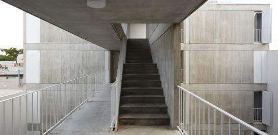 ESTEBAN-TANNENBAUM . Edificio de viviendas Sucre 4444 . Buenos Aires (16)