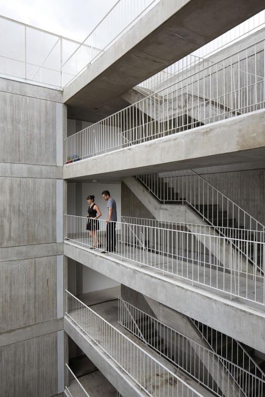 ESTEBAN-TANNENBAUM . Edificio de viviendas Sucre 4444 . Buenos Aires (17)
