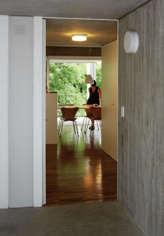 ESTEBAN-TANNENBAUM . Edificio de viviendas Sucre 4444 . Buenos Aires (18)