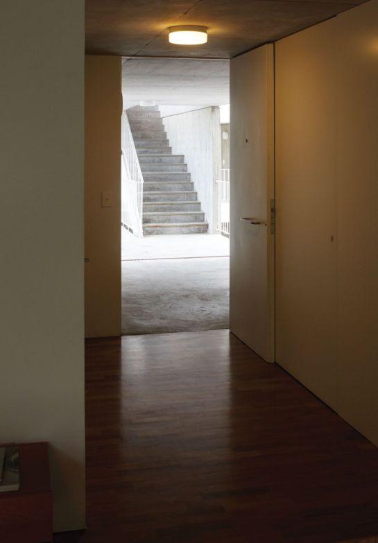 ESTEBAN-TANNENBAUM . Edificio de viviendas Sucre 4444 . Buenos Aires (20)