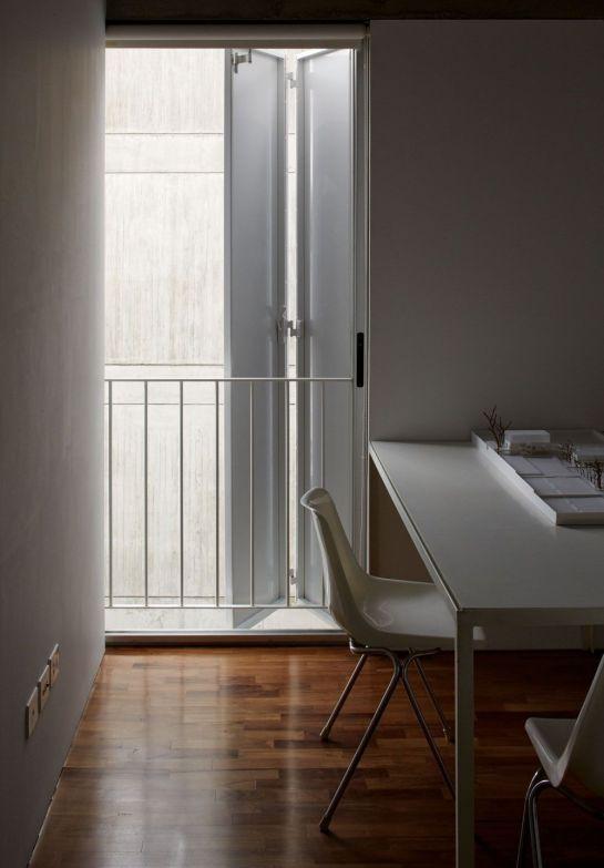 ESTEBAN-TANNENBAUM . Edificio de viviendas Sucre 4444 . Buenos Aires (21)