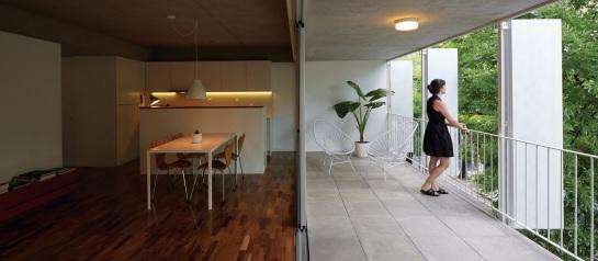 ESTEBAN-TANNENBAUM . Edificio de viviendas Sucre 4444 . Buenos Aires (25)