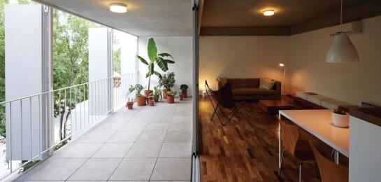 ESTEBAN-TANNENBAUM . Edificio de viviendas Sucre 4444 . Buenos Aires (26)