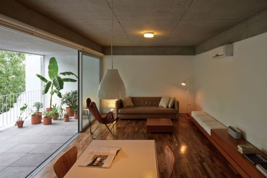 ESTEBAN-TANNENBAUM . Edificio de viviendas Sucre 4444 . Buenos Aires (27)