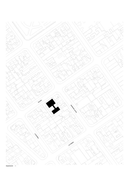 ESTEBAN-TANNENBAUM . Edificio de viviendas Sucre 4444 . Buenos Aires (28)