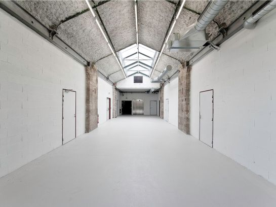 Thomas Raynaud . Transformation of an old warehouse into school . Marseille (4)