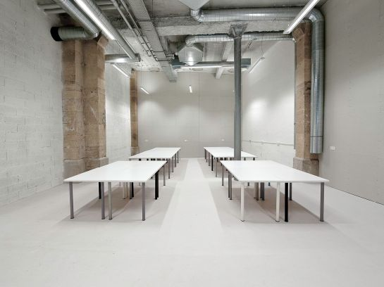 Thomas Raynaud . Transformation of an old warehouse into school . Marseille (7)