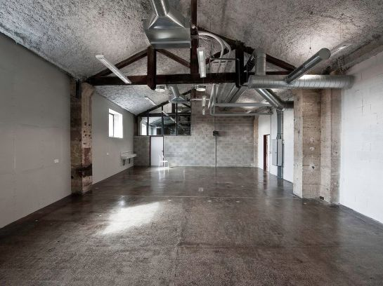 Thomas Raynaud . Transformation of an old warehouse into school . Marseille (9)