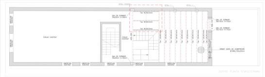 51141652b3fc4b5e5e000130_remodeling-a-house-in-nou-barris-arquitectura-g_plan1-1000x295