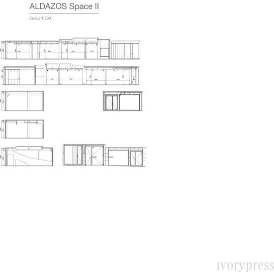 Norman Foster . espacio expositivo para Ivorypress . Madrid (103)