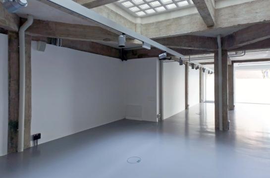 Norman Foster . espacio expositivo para Ivorypress . Madrid (9)